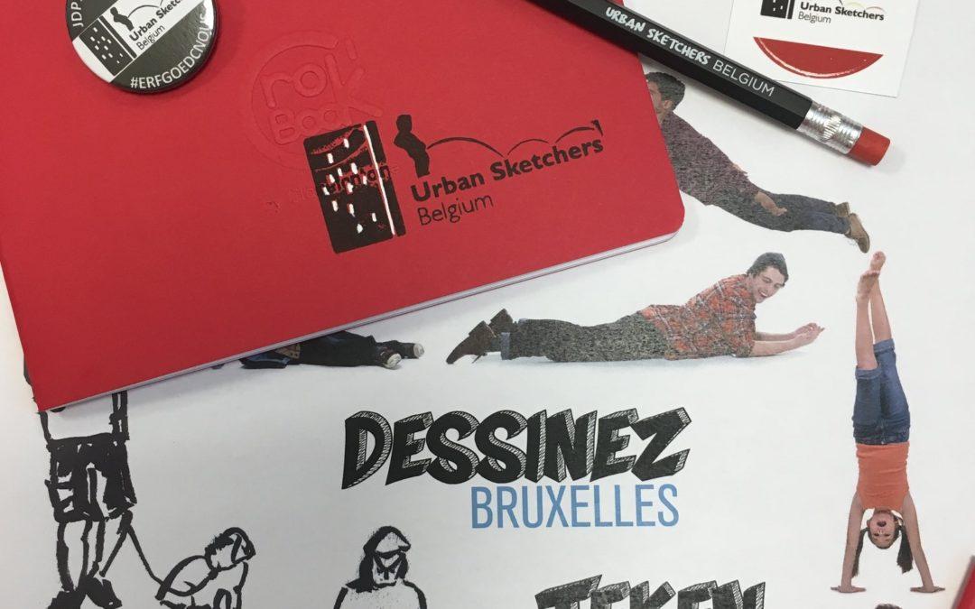 USK at Brussels Heritage Days 15-16 september 2018